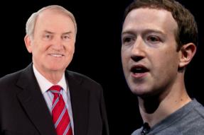 Facebook任命财政部的金米特(Kimmitt)为首席独立董事