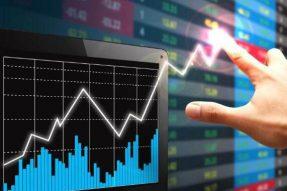 随着纳斯达克适度下跌,股票普遍下跌,SaaS当天上涨