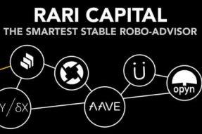 Rari Capital宣布正式启动DeFi Robo-Advisor
