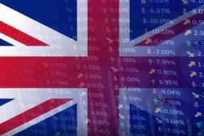 英国经济陷入衰退,第二季度经济产出下滑20%